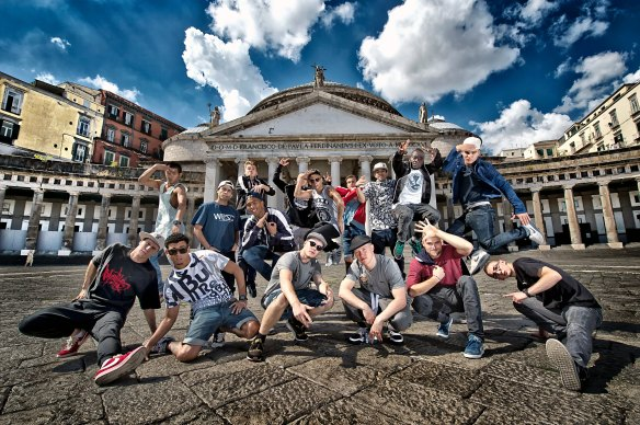 B-Boys - Portrait