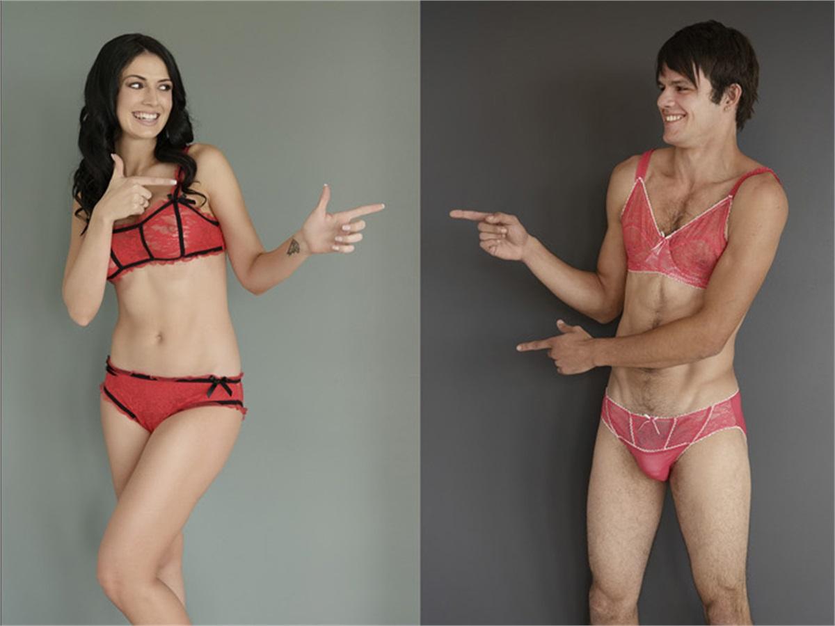 Buccia di banana l evoluzione dell intimo maschile i - Ropa interior femenina sexis ...