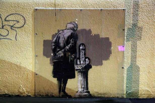 Vandalised-Banksy